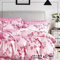 枕頭套【尊爵天絲】依莎緹斯 ●53%萊賽爾天絲 + 47%3M科技吸濕排汗纖維●薄床包●米力家居●台灣製造●MIT