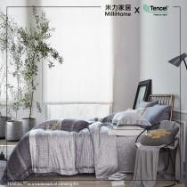 枕頭套【尊爵天絲】爵仕珍藏 ●53%萊賽爾天絲 + 47%3M科技吸濕排汗纖維●薄床包●米力家居●台灣製造●MIT