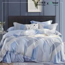 枕頭套【尊爵天絲】雅客當代 ●53%萊賽爾天絲 + 47%3M科技吸濕排汗纖維●薄床包●米力家居●台灣製造●MIT